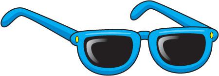 Sunglasses sun glasses clipart