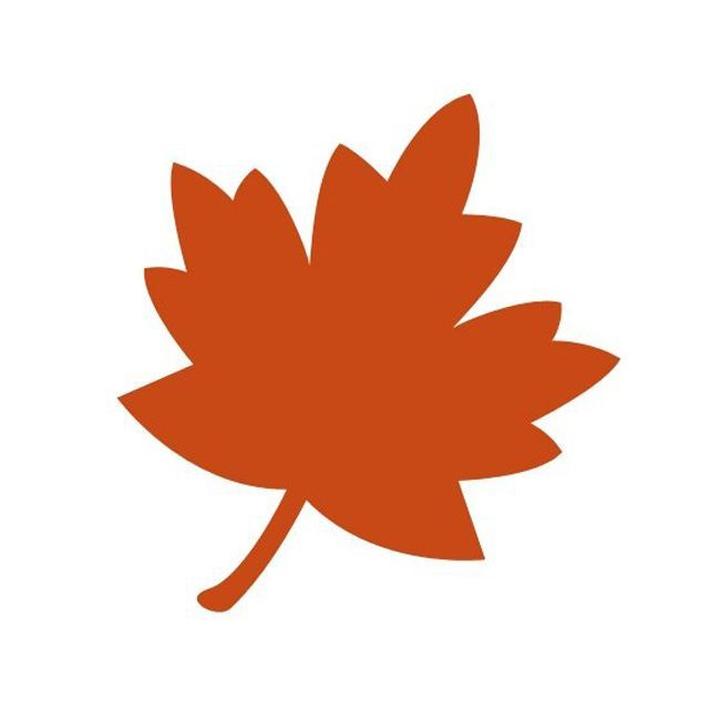 Top fall leaves clip art free clipart image 2