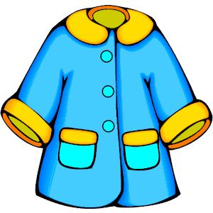 Winter coat clipart clip art