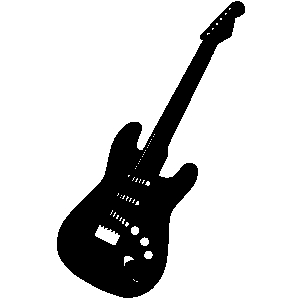Acoustic guitar band clipart free clip art images image 11