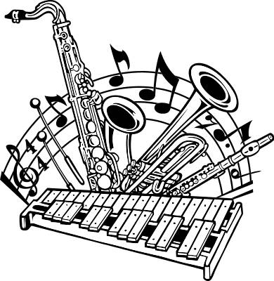 Band clip art free clipart images 2