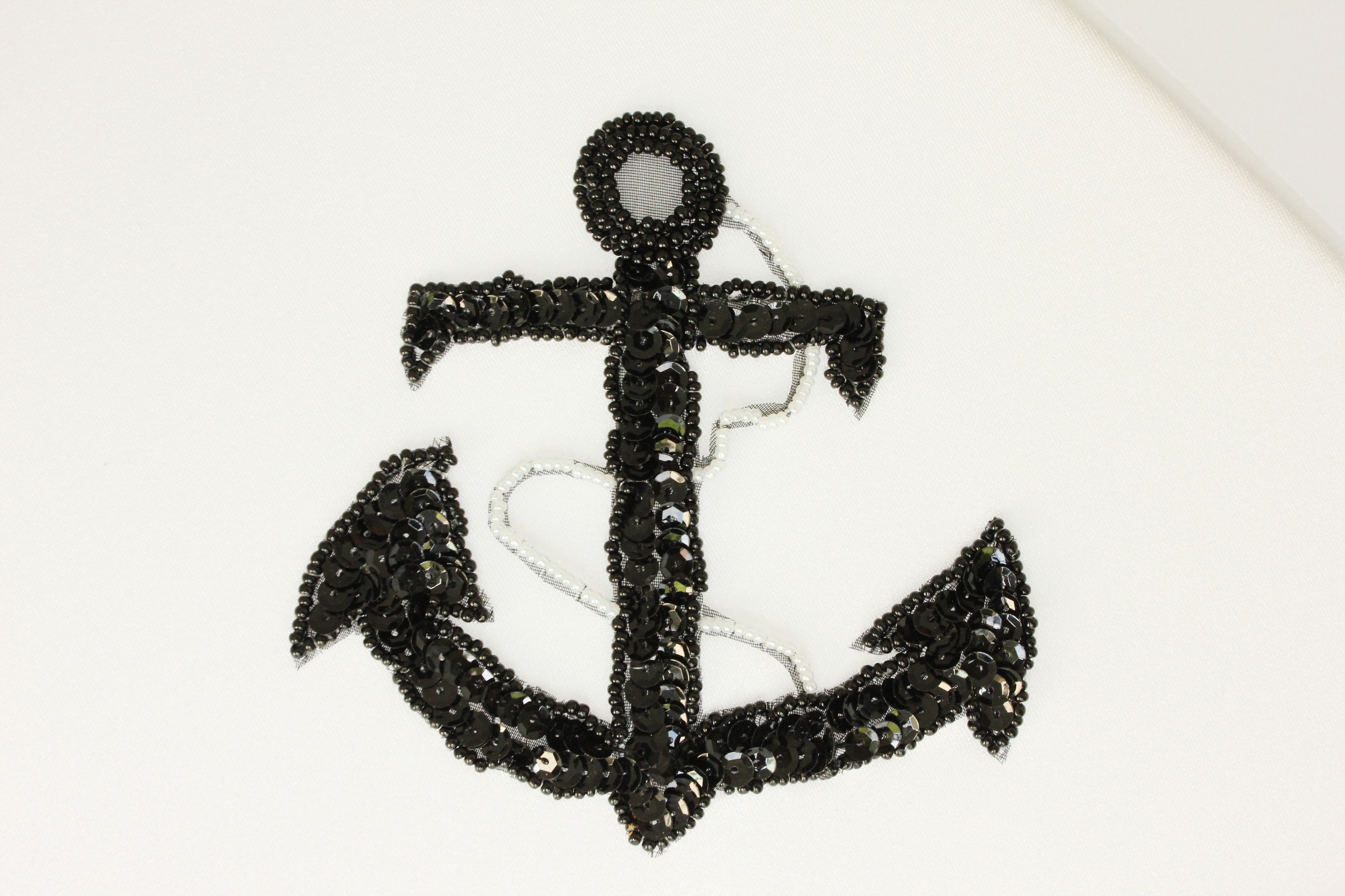 Black and white anchor home le parasol umbrellas anchor in