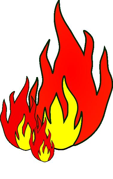 Bonfire clipart clip art library 3