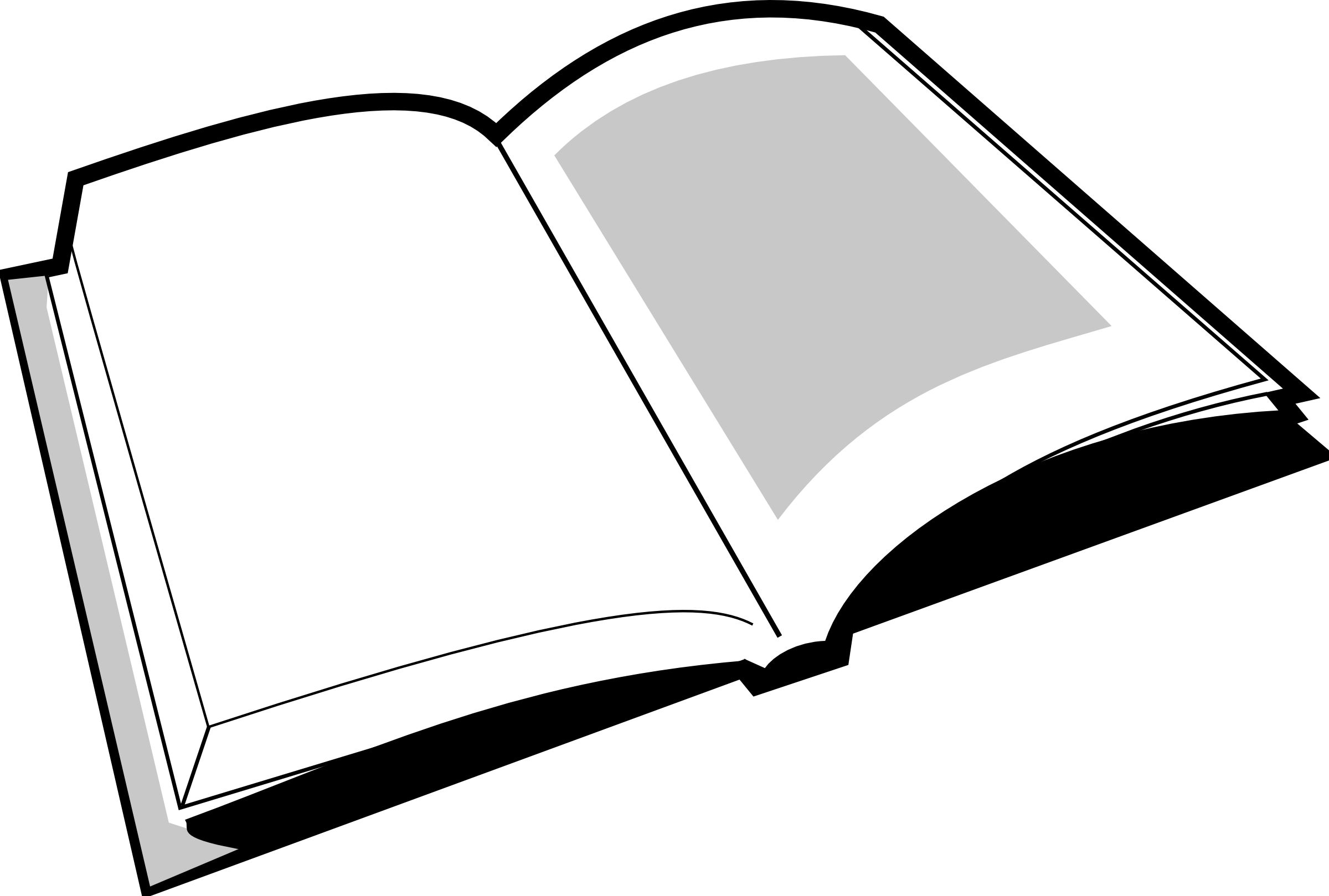 Book  black and white free open book clipart clip art images 6