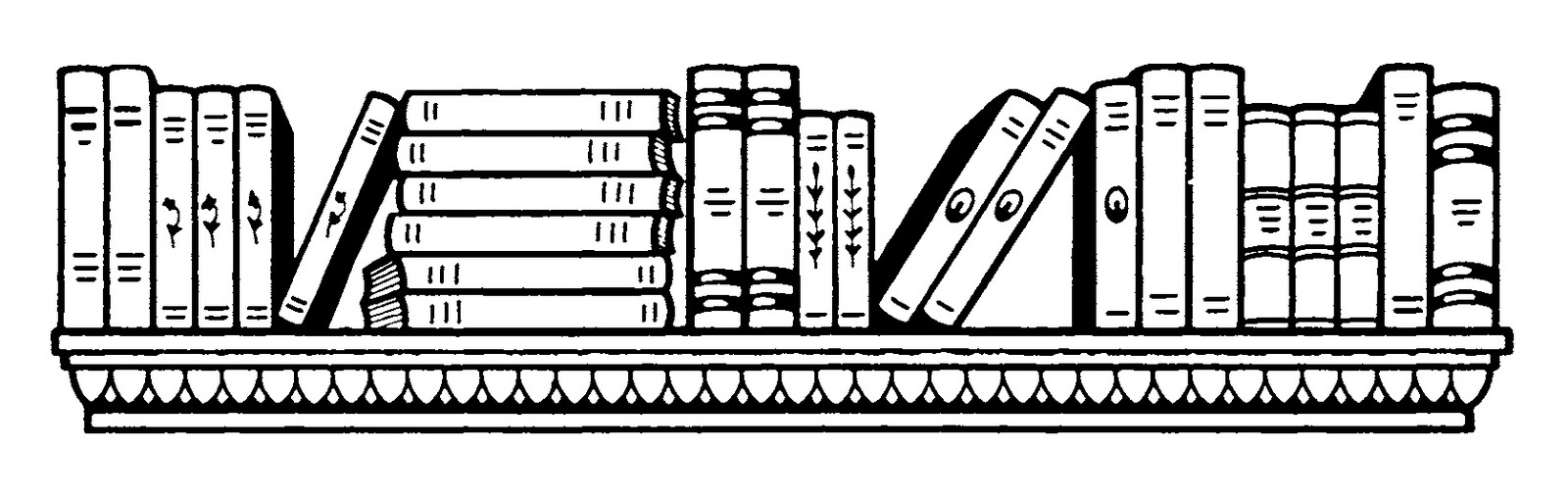 Book  black and white school books clipart black and white clip art library