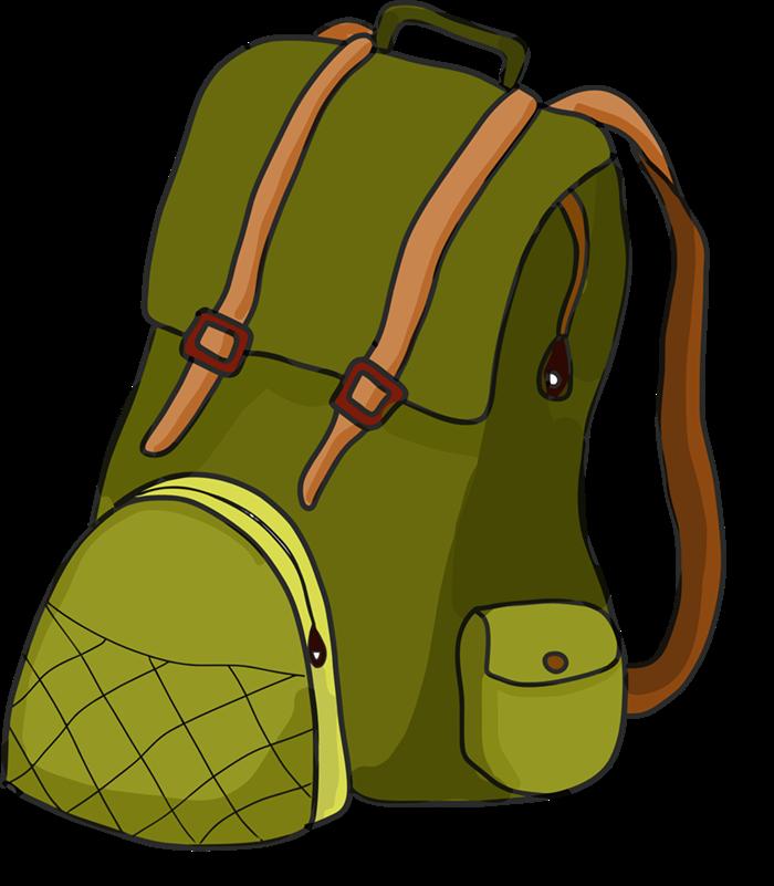 Bookbag book bag clipart 5 free backpack clip clipartwiz