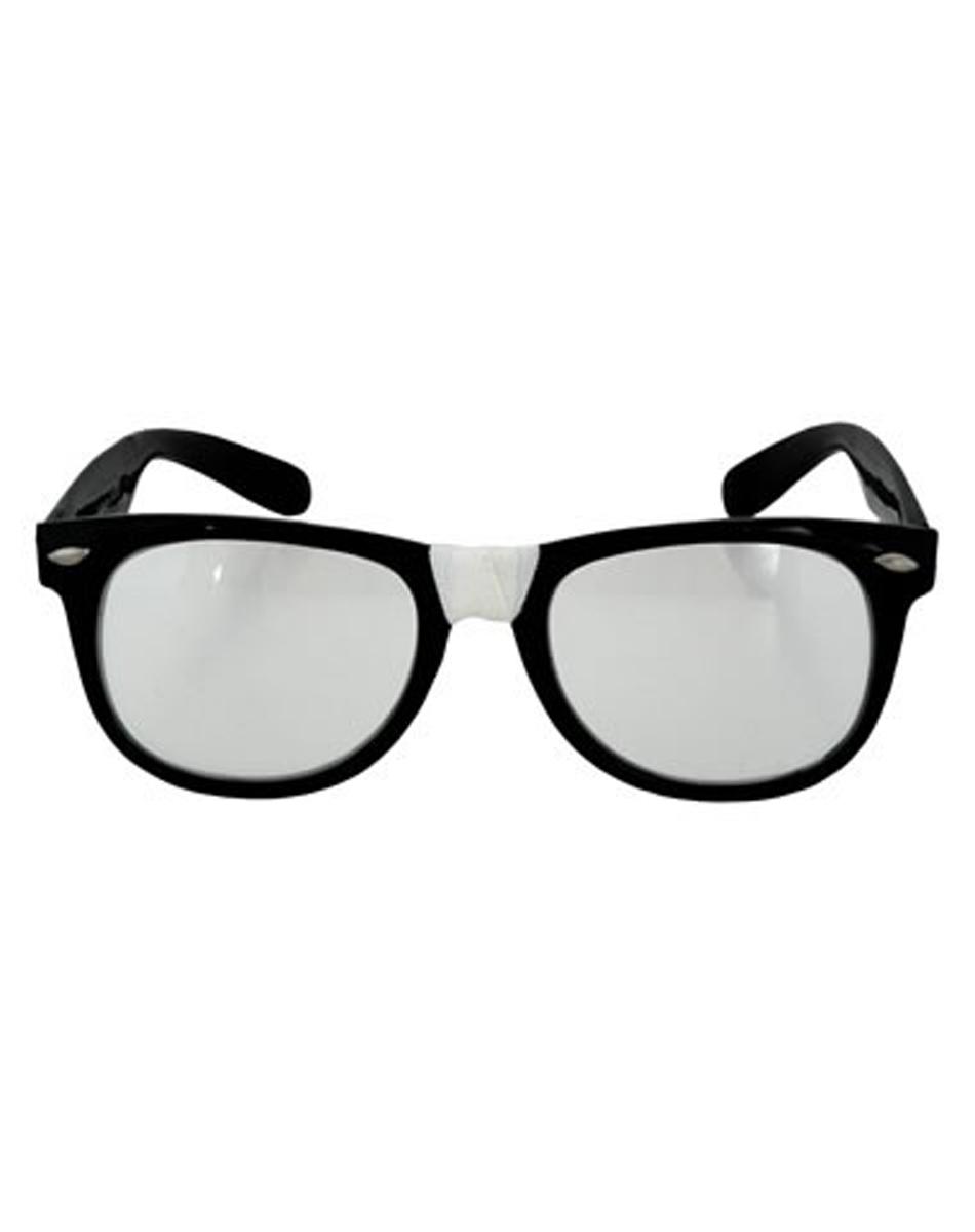 Cartoon nerd glasses clip art library