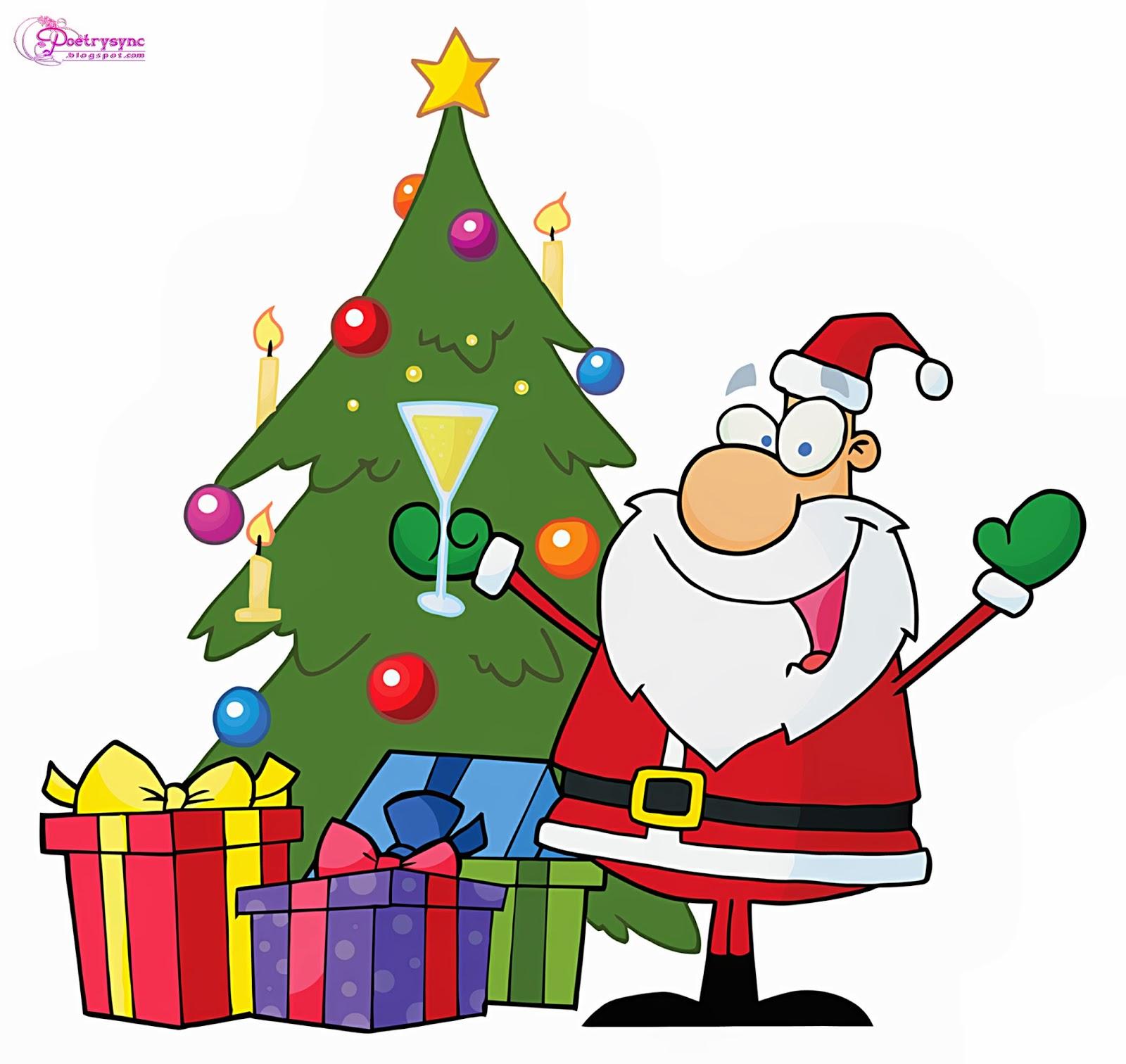 Christmas festival clipart