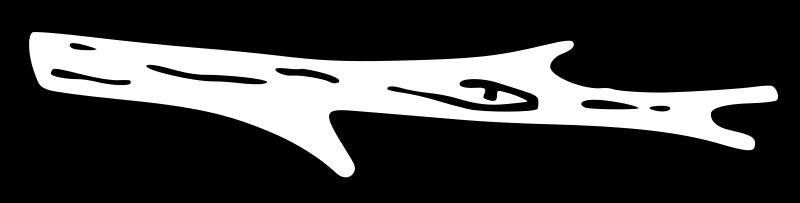 Clip art of log clipart 2