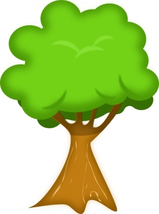 Clip art trees free clipart images clipartbarn