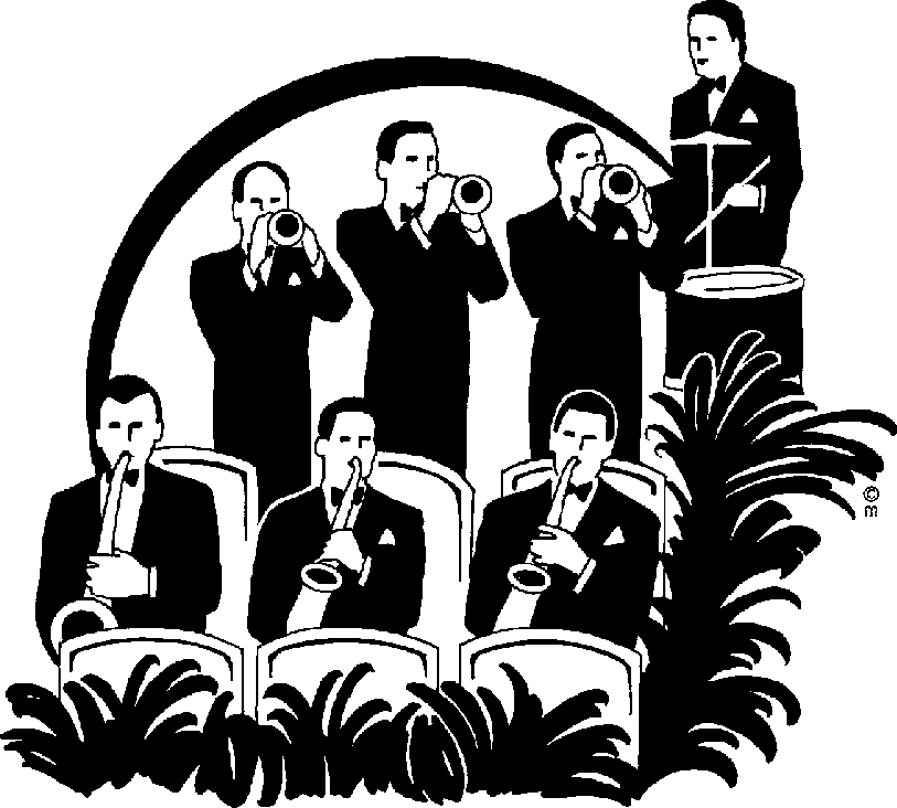 Clipart jazz band clip art clipart for you image 4 clip art