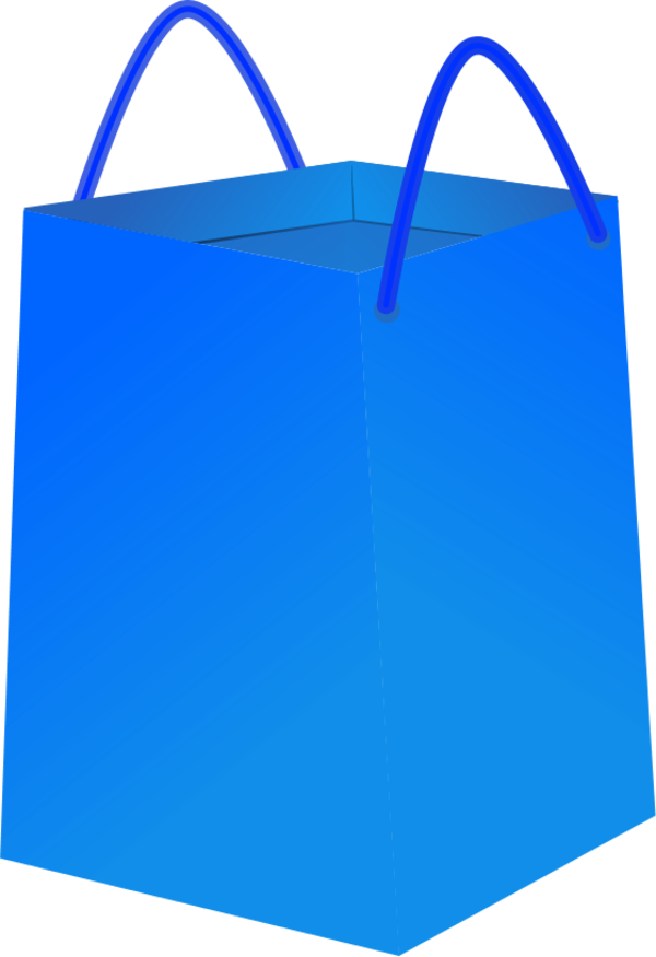 Clipart shopping bag clip art library