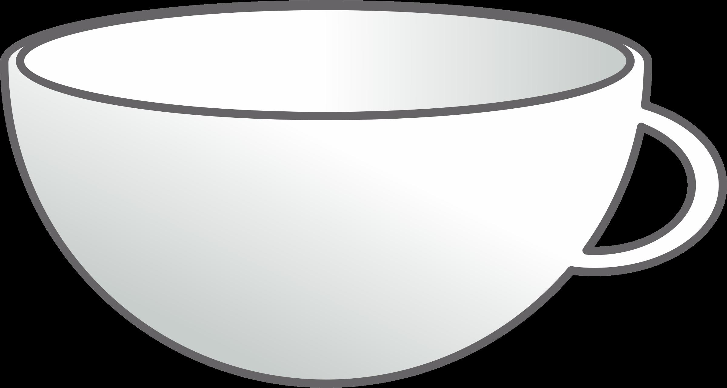 Clipart tea cup