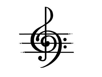 Concert band 2 clipart