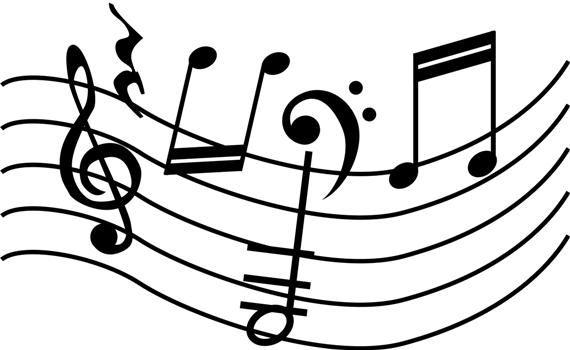 Concert band clipart