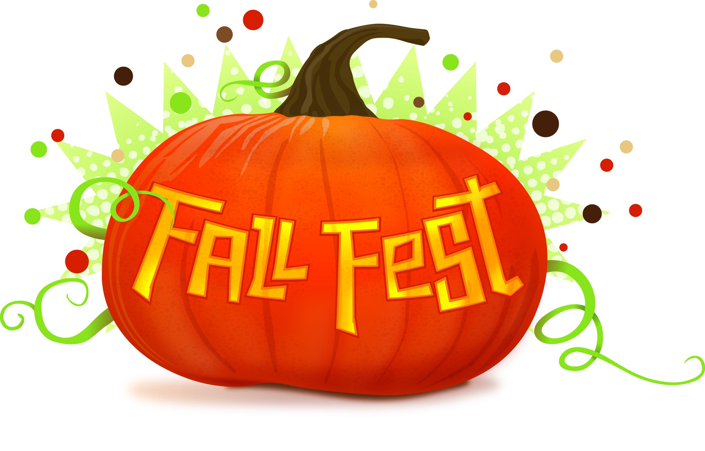 Fall festival clipart 6