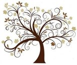 Family tree 7 huguely family reunion clip art