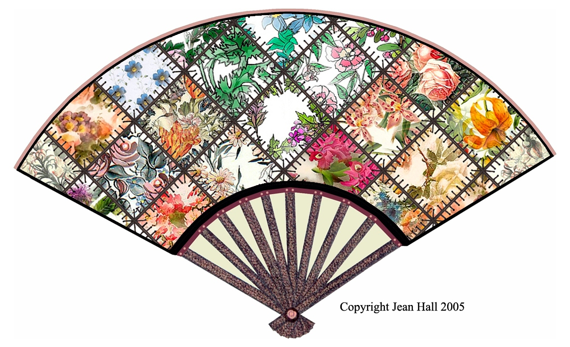 Fan artbyjean paper crafts set a theme patchwork clipart
