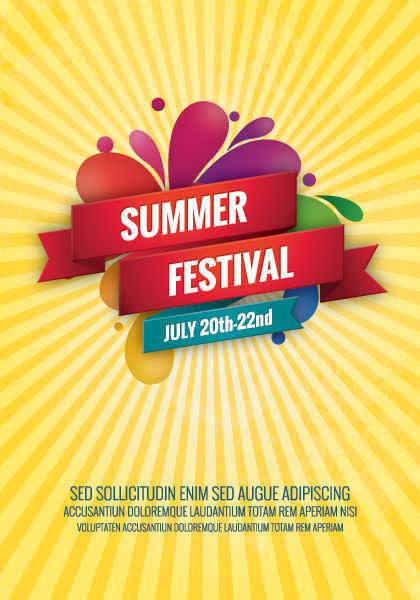 Festival clip art vector graphics