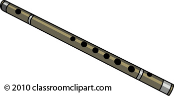 Flute clip art 4 flute clipart fans