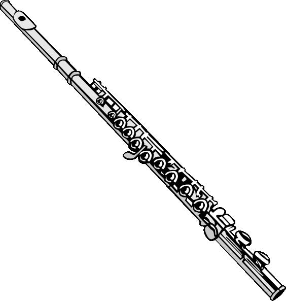 Flute clip art at vector clip art free 2