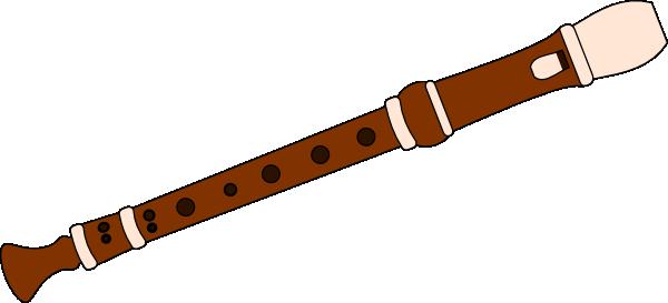 Flute clipart 2
