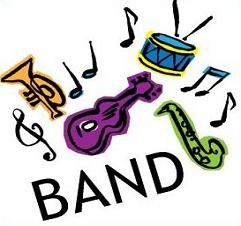 Free band clipart 2