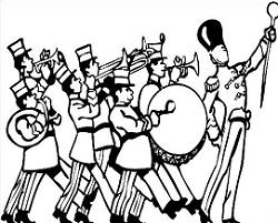 Free band clipart