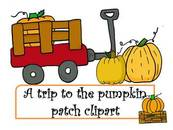 Free clipart pumpkin patch 2 clipart