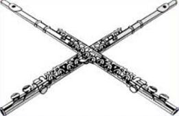 Free flute clipart