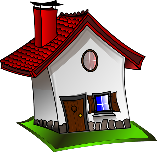 Free house clipart images