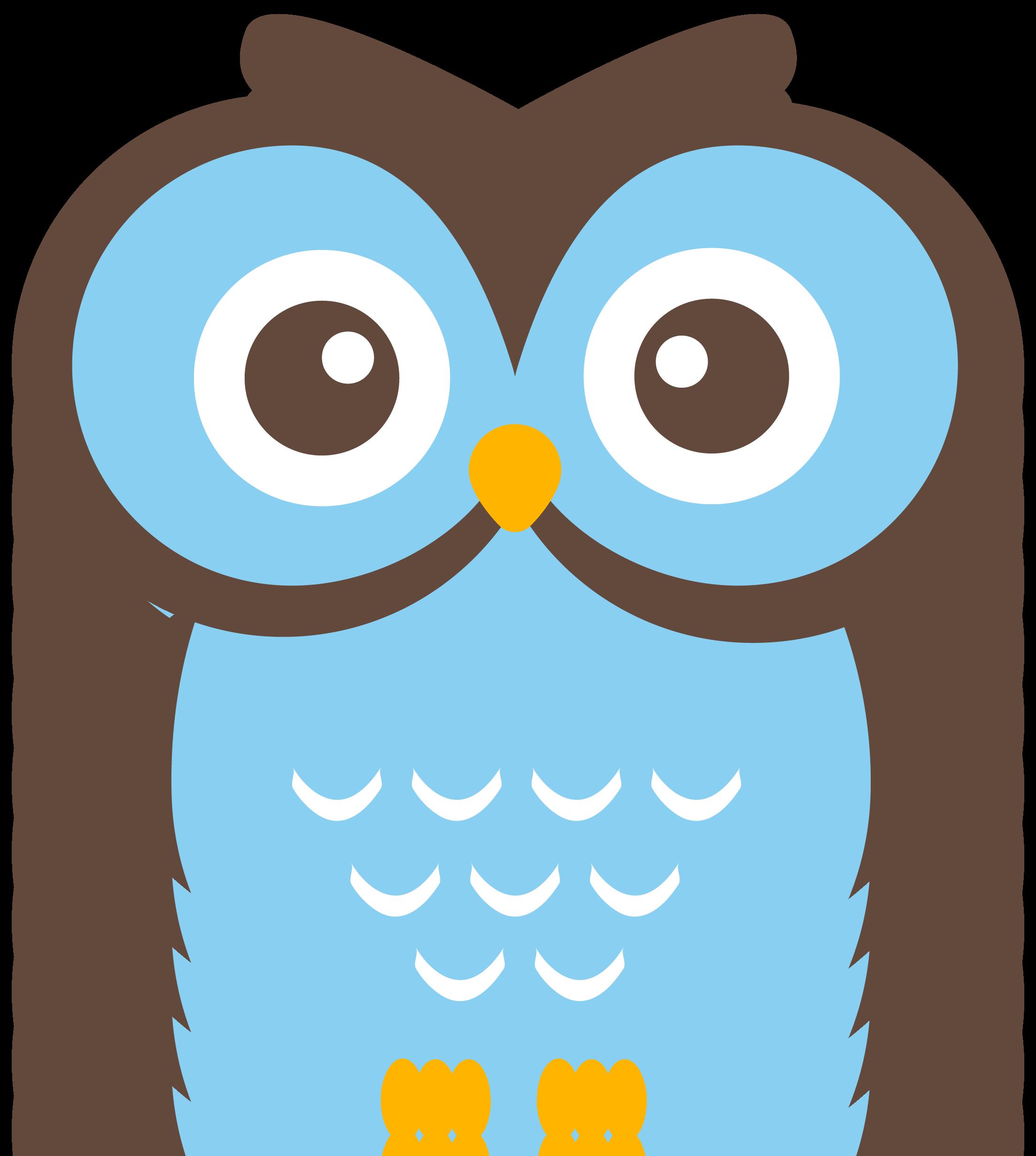 Free owl summer clip art