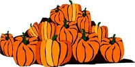 Free pumpkin patch clipart pictures
