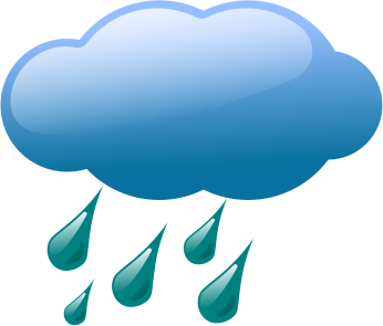 Free raindrop clipart 2 clipart