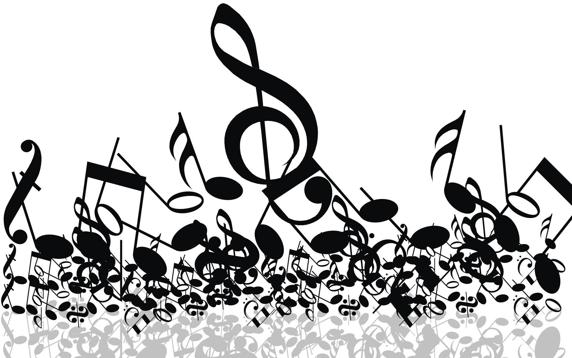 Free spring concert clipart band image 2