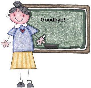 Goodbye hello clip art
