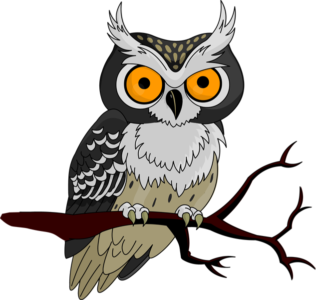 Halloween owl clip art free clipart images