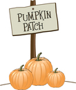 Halloween pumpkin patch clipart clipartxtras
