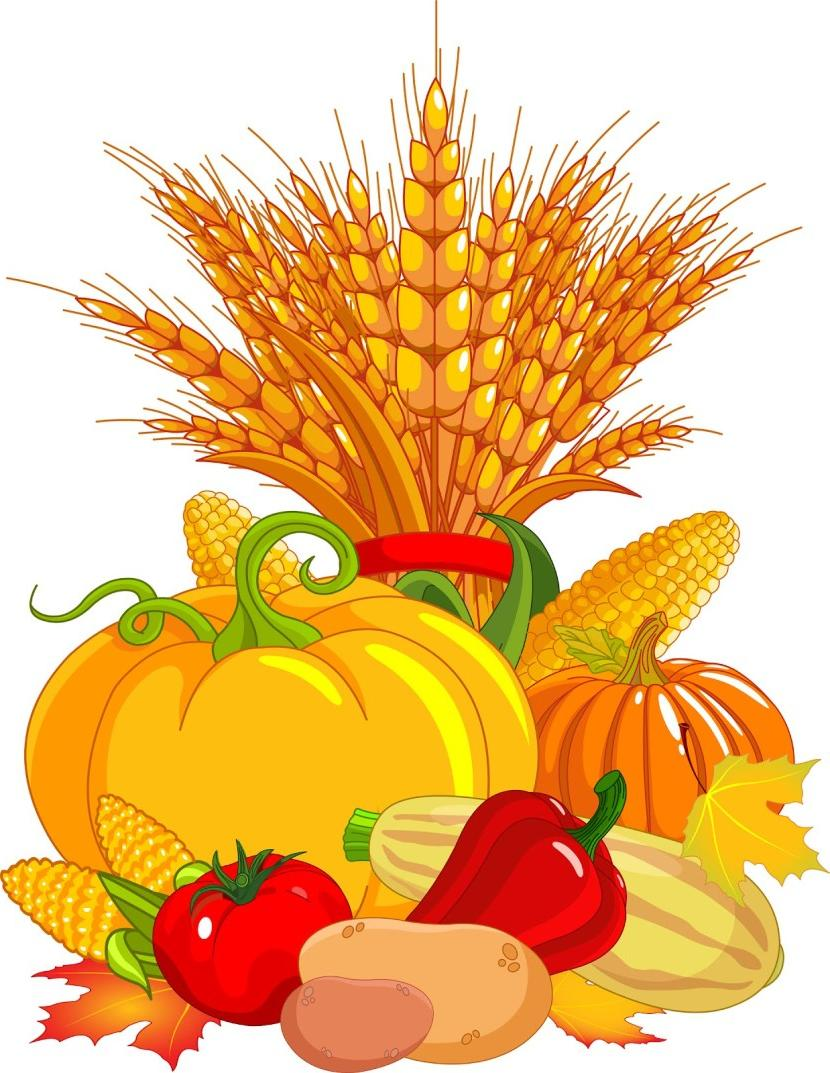 Hd fall harvest festival clipart free clip art images file