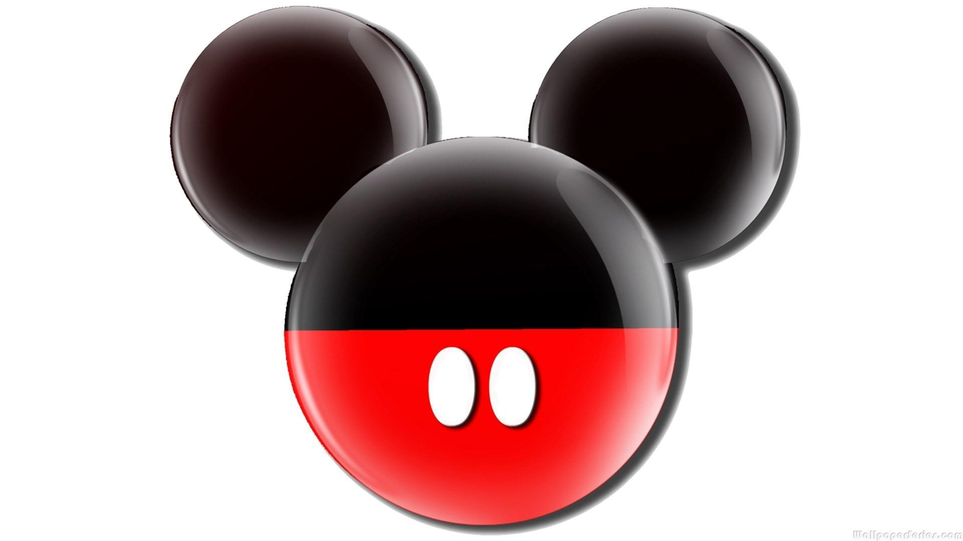 Hd mickey mouse head desktop wallpaper download free