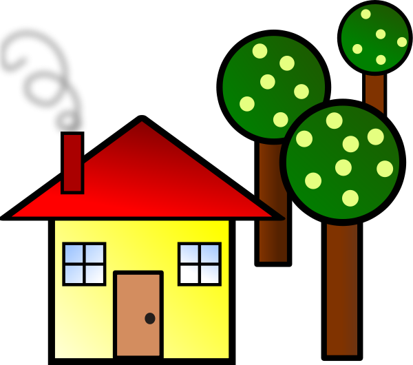 Home free house clipart clip art image 1 of clipartbarn