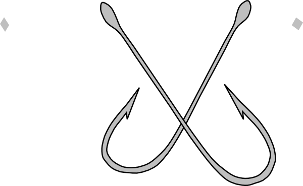 Hook clip art at vector clip art free 3
