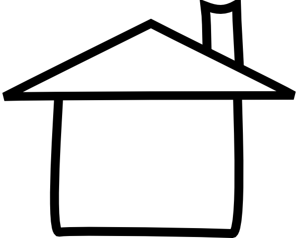 House  black and white adobe house clipart black and white clip art library