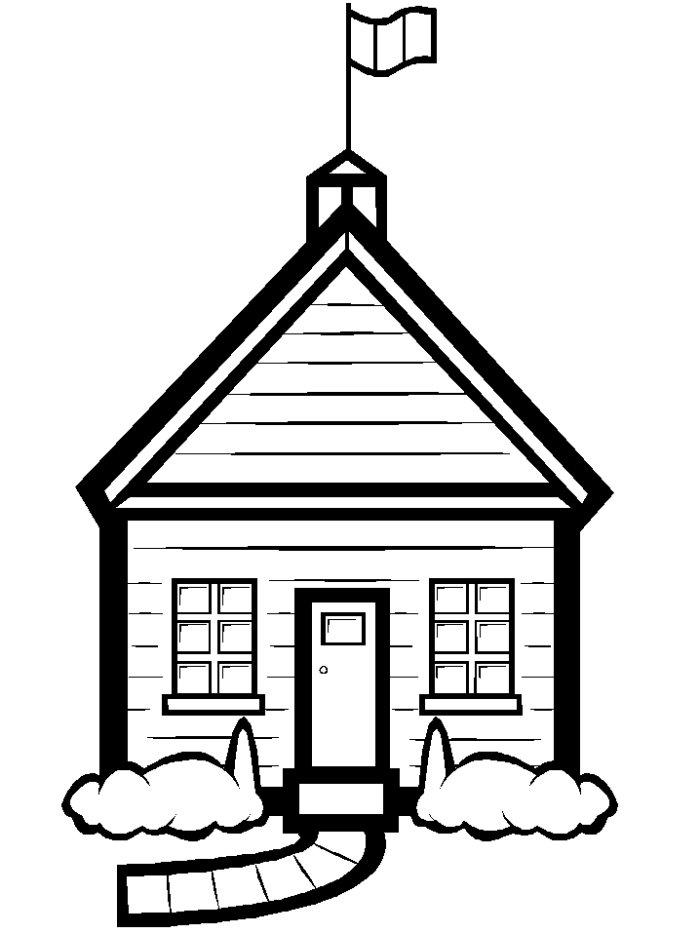 House  black and white black and white house clipart free download clip art