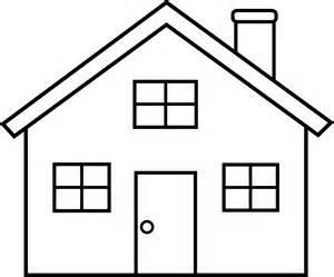 House  black and white house black and white house clip art free clipart