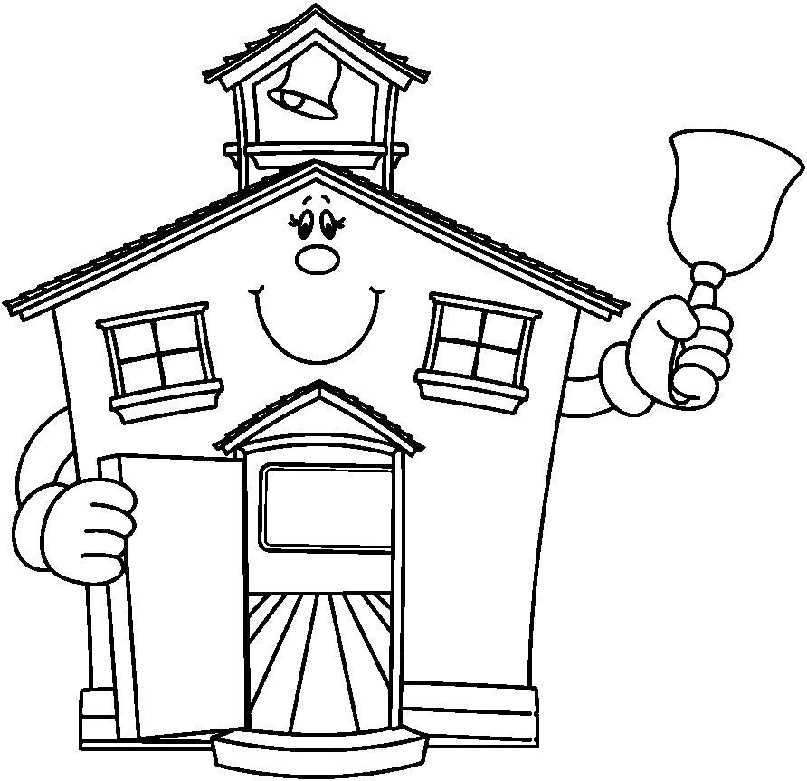 House  black and white white house clipart the cliparts