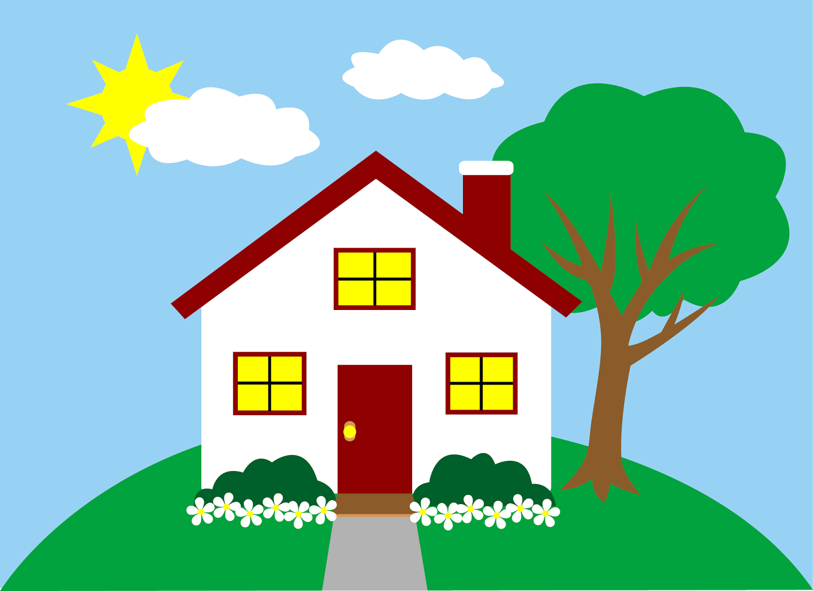 House sold clip art free clipart images 2