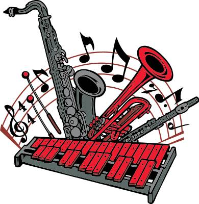 Image of band clipart 7 clip art free clipartoons image