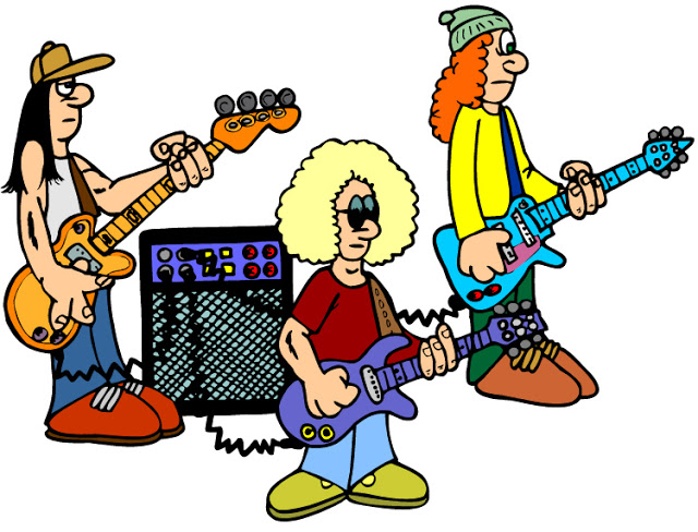 Image of band clipart 7 clip art free clipartoons