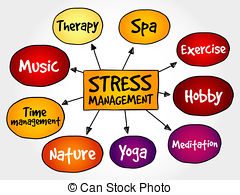Manage stress clip art cliparts
